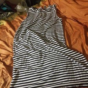 🍁 ST. TROPEZ WEST Nautical look dress
